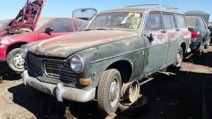 volvo wagon junkyard treasure 1968 volvo 122s station wagon autoweek