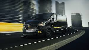 renault trafic 2017 trafic formula edition launches in australia