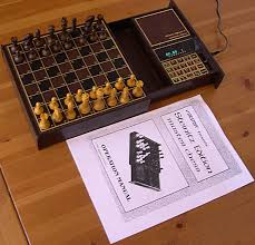 my chess computers
