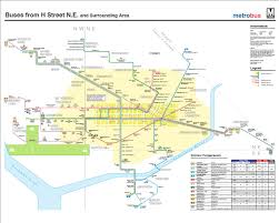 Washington Dc Metro Map Pdf by Maps There U0027s Nowhere Else To Go From Here