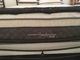 Tempurpedic Adjustable Bed Reviews Nest Alexander Mattress Review Better Than Tempurpedic