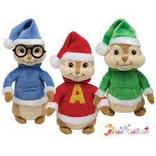 Alvin And The Chipmunks Christmas Ornament - 6