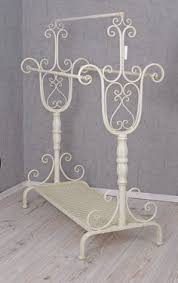 Shabby Chic Bath Towels by 42gbp Shabby Chic Free Standing Towel Rail In Cream Beautiful