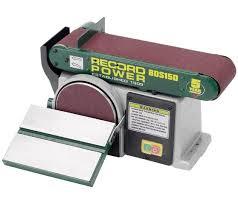 Bench Top Belt Sander Record Power Bdsd150 Belt 4