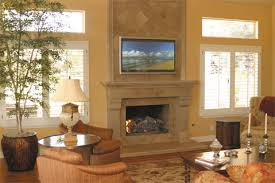 Mounting A Tv Over A Gas Fireplace by How To Safely And Cost Effectively Install A Tv Above Your
