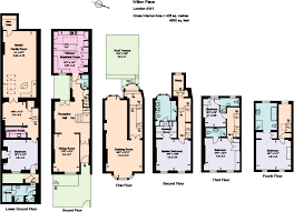 Harrods Floor Plan 5 Bedroom House For Sale In Wilton Place London Sw1x 8rh Sw1x