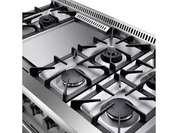 Wolf 48 Inch Gas Cooktop Kitchen The Wolf 48 Gas Cooktop 5517 Throughout With Griddle Decor