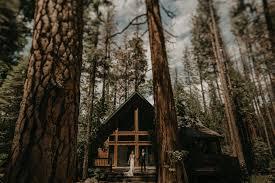 wedding photography los angeles destination cabin wedding evergreen lodge yosemite wedding