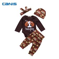 get cheap thanksgiving baby clothes aliexpress