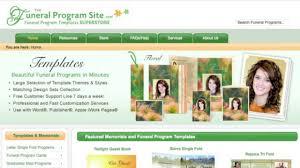 funeral programs free free tri fold funeral program template zoro blaszczak co