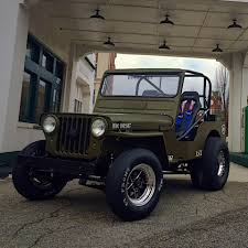 jeep bandit 2017 watch the lsx willys tear it up morris 4x4 center blog