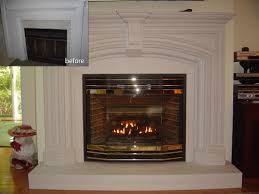 Castle Pellet Stove Flame Tech Project Gallery Before U0026 After