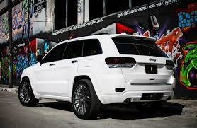 luxury jeep grand cherokee customized jeep grand cherokee exclusive motoring miami fl