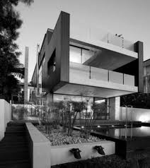 modern contemporary home design by greenline architects and