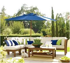 Inexpensive Patio Umbrellas by Blue Patio Umbrella Target Home Outdoor Decoration