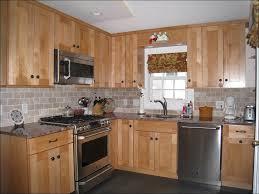 kitchen backsplash with white cabinets gray backsplash tile peel