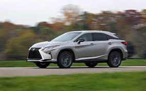 lexus rx or honda pilot comparison lexus rx 350 2017 vs honda cr v touring 2017