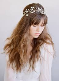 hair accesory these enchanting hair accessories are for a rustic wedding