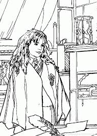 ginny weasley coloring pages hermione granger harry potter coloring pages pinterest