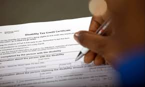 disability tax credit benefits the national benefit authority