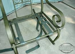 how to repair patio chair straps