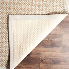 Wool Sisal Area Rugs Safavieh Light Grey Wool Sisal Area Rug 4 X 6 889048138469 Ebay