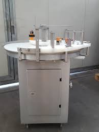 accumulation table for sale rotating accumulation table 280205 for sale used