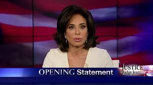 judge jeanine pirro hairstyle fiery judge jeanine blasts obama s thuggish illegal executive