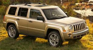 2007 jeep patriot gas mileage 2007 jeep patriot overview cargurus