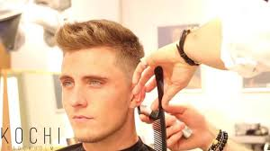 new hairstyle 2016 for men high fade with spiky short hair on