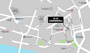 11 13 crosswall london ec3 newly refurbished offices to let