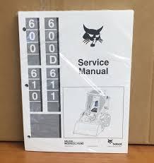 komatsu service pc75uu 2 excavator shop repair manual ebay