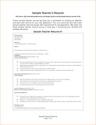 Best Teacher Resume Sample by Sample Resume For Teaching Staff Resume Ixiplay Free Resume Samples
