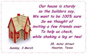 Housewarming Invitation Cards Designs Housewarming Invitation Message Thebridgesummit Co