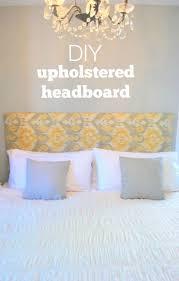 Diy Headboard Upholstered by Diy Headboard Plywood Foam Batting Fabric Staple Gun Wall
