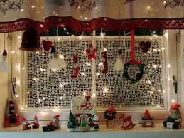 Christmas Window Decorations Indoor by Glass Decorations For Windows Zamp Co