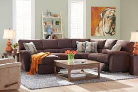Oversized Reclining Sofa by Furniture Comfortable Living Room Sofas Design With Excellent
