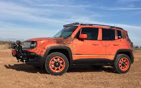 jeep trailhawk lifted sneak peek daystar renegade goodies jpfreek adventure magazine
