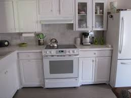 Outdated Kitchen Cabinets Too Much White In Outdated Kitchen Help Hometalk