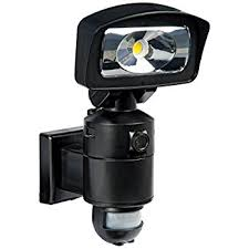 Motion Light With Camera Guardcam Led Combined Cctv Camera And Security Flood Light Amazon