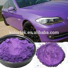 automotive paint pearl pigment powder car paint candy color