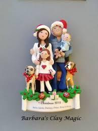 custom clay family portrait crafting ideas clay