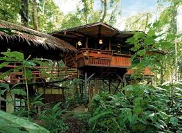 costa rica tree house lodges