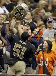 chicago bears fan site no major incidents reported between new orleans saints chicago
