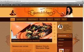site de cuisine marocaine mon nouveau site cuisine marocaine et internationale de