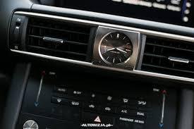 lexus za 20 tys lexus is 300h black auto test autowizja pl motoryzacja