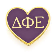 alumni pin hjgreek delta phi epsilon pins buttons