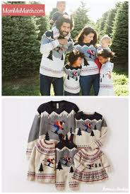 matching family sweaters mommematch