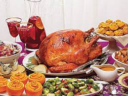 thanksgiving dinner menu myrecipes