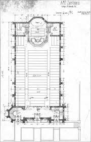 church floor plans meetinghouse standard plans architecture